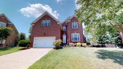Spring Hill Single Family Home For Sale: 4006 Larabee Ct