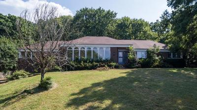 Forest Hills Single Family Home Under Contract - Showing: 1611 Tyne Blvd