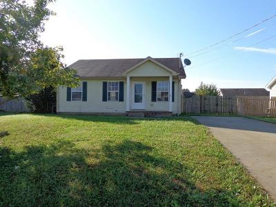Oak Grove Rental For Rent: 325 Pioneer Drive