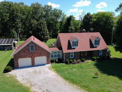 Murfreesboro Single Family Home For Sale: 912 River Barfield Rd