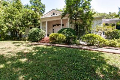 Nashville Single Family Home For Sale: 5112 Hillsboro Pike