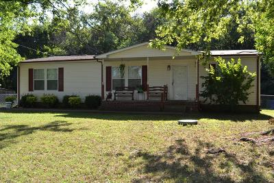 Robertson County Single Family Home Under Contract - Showing: 1831 Greer Rd