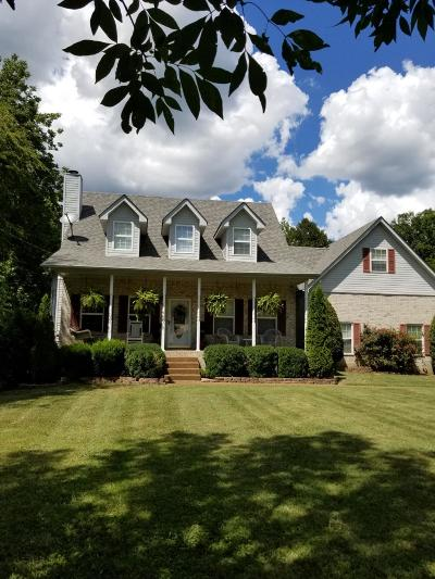 Mount Juliet Single Family Home Under Contract - Showing: 4001 Dell Dr