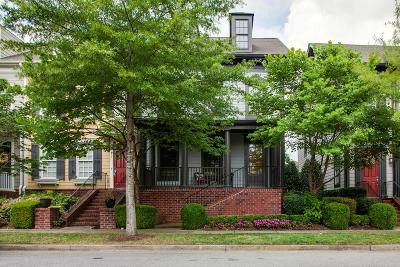 Franklin Single Family Home For Sale: 615 Cheltenham Ave