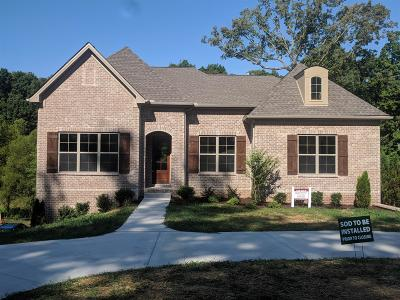 Nolensville Single Family Home For Sale: 1205 Ben Hill Blvd