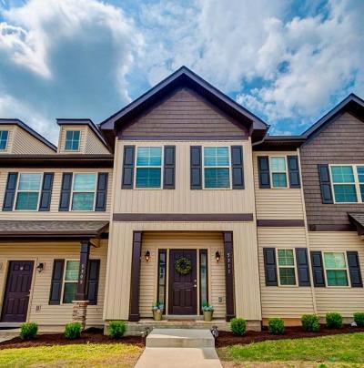 Murfreesboro Condo/Townhouse For Sale: 5311 Dan Post Way #68