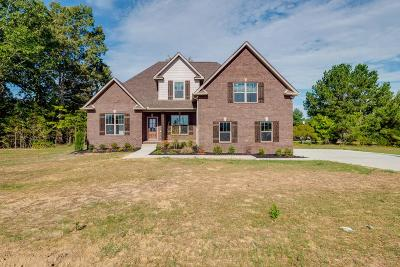 Robertson County Single Family Home For Sale: 2500 London Ln