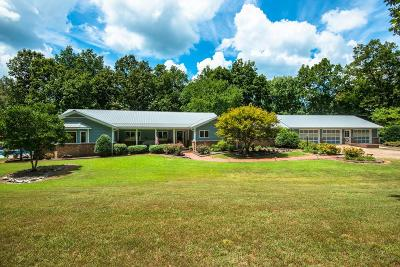 Centerville Single Family Home For Sale: 4087 Swan Creek Rd