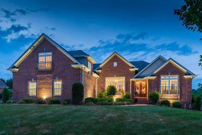 Gallatin Single Family Home For Sale: 162 Grandview Cir