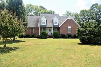 Winchester Single Family Home Under Contract - Showing: 119 Hazelwood Ln