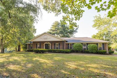 Brentwood Single Family Home For Sale: 800 Fireside Cir