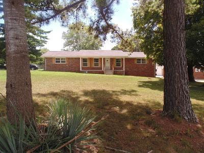 Shelbyville Single Family Home For Sale: 106 Wade Dr