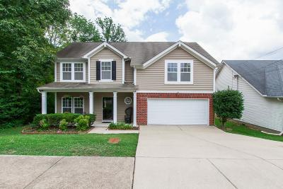 Antioch TN Single Family Home Under Contract - Not Showing: $257,000