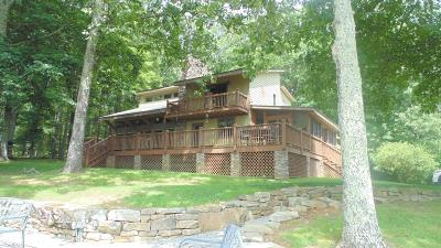 Monteagle TN Single Family Home For Sale: $555,000