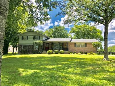 Mount Juliet Single Family Home Under Contract - Showing: 1414 Barrett Dr