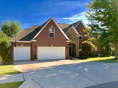 Spring Hill  Single Family Home For Sale: 3002 Sakari Circle