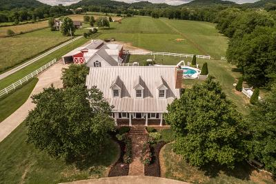 Gallatin Single Family Home Under Contract - Showing: 1012 Franklin Rd