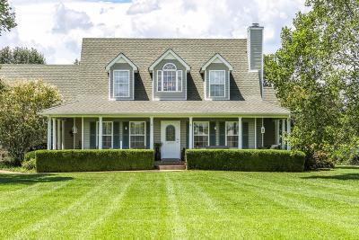 Single Family Home For Sale: 5320 Rucker Christiana Rd