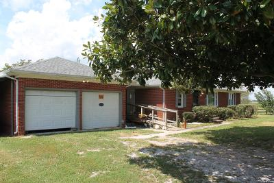 Christian County Single Family Home For Sale: 11935 Bradhsaw Rd