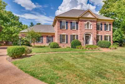 Nashville Single Family Home For Sale: 6412 Worchester Dr