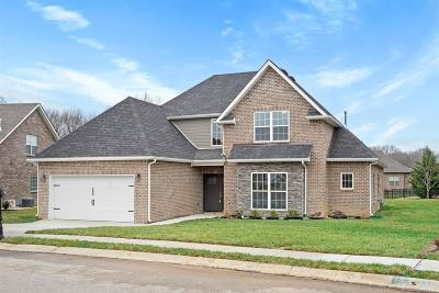 Clarksville Single Family Home Under Contract - Showing: 20 Village Terrace