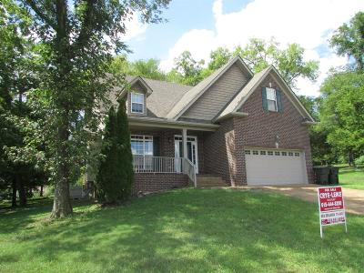 Gallatin Single Family Home For Sale: 448 Marble Court