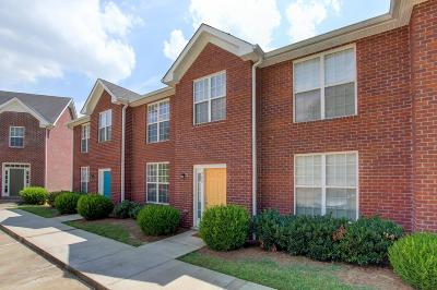 Christian County, Ky, Todd County, Ky, Montgomery County Condo/Townhouse For Sale: 520 S 1st St