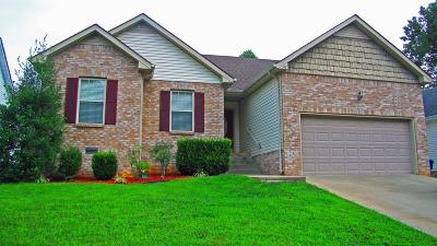 Clarksville Single Family Home For Sale: 517 Parkvue Village Way