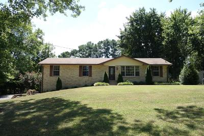 Hendersonville Single Family Home For Sale: 108 Crosby Dr
