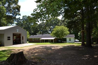Single Family Home For Sale: 1430 Vaden Branch Rd