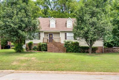 Columbia Single Family Home Under Contract - Showing: 100 McKinley Dr