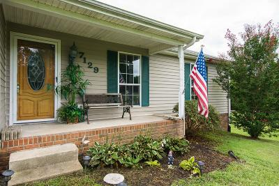 Robertson County Single Family Home For Sale: 7129 Swift Rd