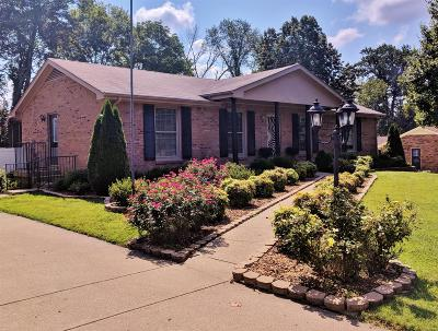 Clarksville Single Family Home For Sale: 1773 Theresa Dr