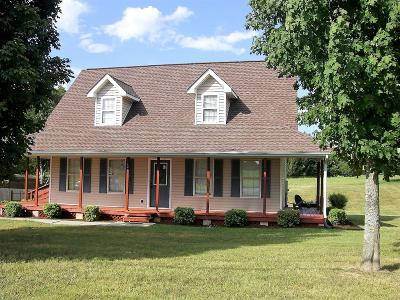 Shelbyville Single Family Home For Sale: 1120 Union St