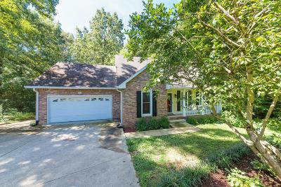 Clarksville Single Family Home For Sale: 318 Dunbrook Dr