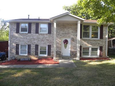 Hendersonville Single Family Home For Sale: 137 Hillsdale Dr