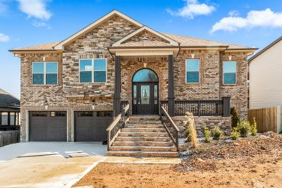 Clarksville Single Family Home For Sale: 1315 Golden Eagle Way