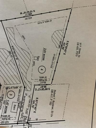 Mount Juliet Residential Lots & Land For Sale: 4 Saundersville Ferry Road
