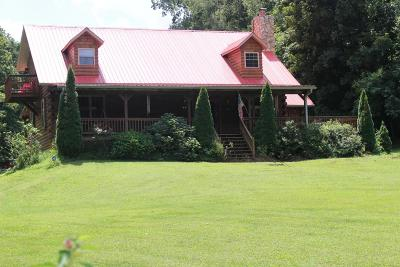 Dover Single Family Home For Sale: 1605 Upper Standing Rock Rd