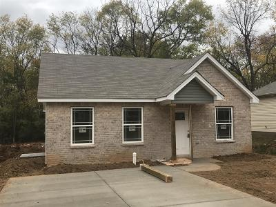Robertson County Single Family Home For Sale: 1612 Mantlo