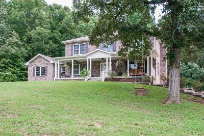 Charlotte TN Single Family Home For Sale: $605,000