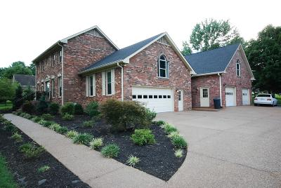 Gallatin Single Family Home For Sale: 2544 Steeplechase Rd