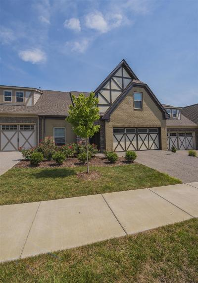 Hendersonville Single Family Home Under Contract - Showing: 107 Dayflower Dr