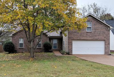 Spring Hill  Single Family Home For Sale: 2031 Spring Meadow Cir