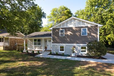 Hermitage Single Family Home For Sale: 449 Rockwood Dr