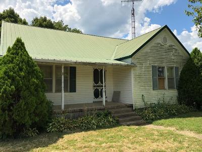 Lawrenceburg Single Family Home For Sale: 11 Genson Rd