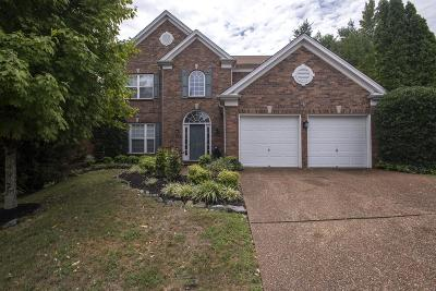 Brentwood  Single Family Home For Sale: 409 Carphilly Ct