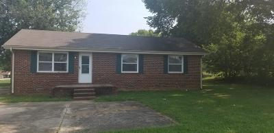 Oak Grove Single Family Home For Sale: 1 Cable Road
