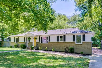 East Nashville Single Family Home For Sale: 31 Gerald St