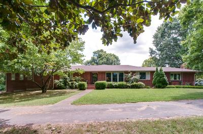 Single Family Home Under Contract - Showing: 4106 Highway 70 E